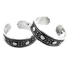 Handmade Toe Ring Jewelry Rs53 Solid 925 Sterling Silver Indian