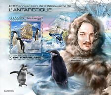 Central Africa 2020  discovery of Antarctica , penguins  S202003