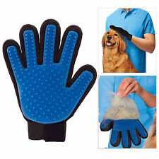 Deshedding Pet Dog Cat Massage Hair Removal Cleaning Brush Grooming Magic Glove