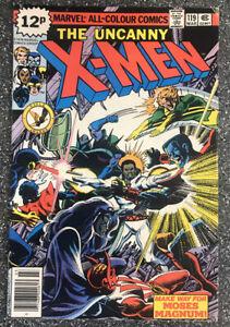 The Uncanny X-men #119 (1979)