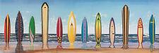 Scott Westmoreland Board Stiff  Surfing Sports Print Poster 12x36
