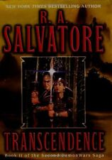 Transcendence (The Second DemonWars Saga, Book 2) by R.A. Salvatore