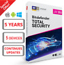 Bitdefender Total Security 2020 Version - 5 Years 5 Device - FAST Download