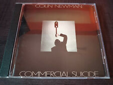 COLIN NEWMAN - Commercial Suicide CD New Wave / Wire / Made In Japan