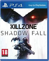 PS4 Killzone Shadow Fall For PlayStation 4 PS4 Game