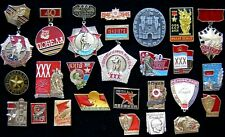Soviet Red army WWII pin set Liberation of Ukraine WW2 Badge Medal Lot of 25 pin
