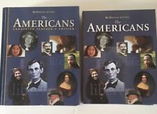 The Americans : McDougal Littell Student / Teacher Bundle 1998 0395851823