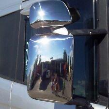 Scania P/G/R R 2009+ serie Cromado mi̇rror Cover Set 2 2 pi̇eces S. Acero LHD