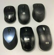 Lot of 6 - Hp Wireless Optical Mice Mouse - As Is (No Receivers Included)