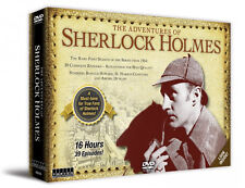 The Adventures of Sherlock Holmes: Complete First Season