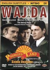 Ziemia obiecana / Promised Land (DVD) NTSC Andrzej Wajda POLSKI POLISH