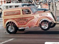"""Conant Bros."" 1948 Anglia Panel Truck 1960s A/Gasser PHOTO! #(1)"