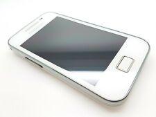VGC Samsung Galaxy Ace GT-S5830I - Ceramic White (Unlocked) Smartphone