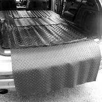 3pc modular rubber boot liner load mat bumper protector  Audi Q7 06-15