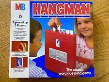 Hangman - MB Games 1983 | Original Vintage Word Guessing Game