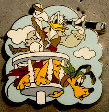 2011 Disney Pirates Donald and Pluto Pin Only