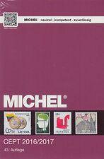 Michel CEPT-catalogo 2015, 42. EDIZIONE