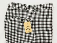 Brooks Brothers Black Fleece Wool Blend Pants By Thom Browne 30 BB0 NWT $500 USA
