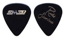 Bon Jovi Richie Sambora Signature Black Guitar Pick - 1984-1985 Tours