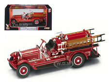 1924 STUTZ MODEL C FIRE ENGINE RED 1/43 DIECAST MODEL BY ROAD SIGNATURE 43006