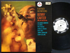 BENNY CARTER Further Definitions LP IMPULSE A-12 US '62 MONO Charlie Rouse PROMO