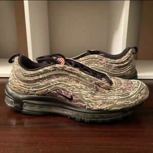 Nike Air Max 97 Camouflage Sneakers for Men for Sale ...