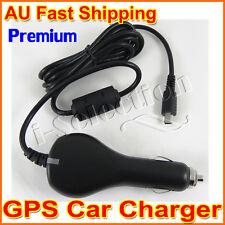 Premium GPS Car Charger for Garmin Nuvi 2455LMT 2457LMT 2495LMT 2497LMT 2597LMT
