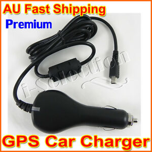 Premium GPS Car Charger Garmin Nuvi 2595 2597 2598 2599 2639 2689 2699 3597 LMT