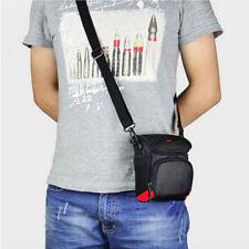 Shoulder Waist Camera Case Bag For Sony NEX-F3 NEX-5R NEX-6 NEX-7 RX1 A7 16-50mm