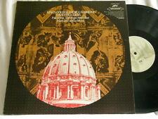 PALESTRINA Pope Marcellus Missa Brevis King's College Choir David Willcocks LP