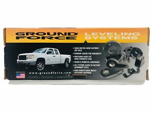 Ground Force 3817 Complete Suspension Lowering Kit for Dodge Ram 1500 4WD 2009+