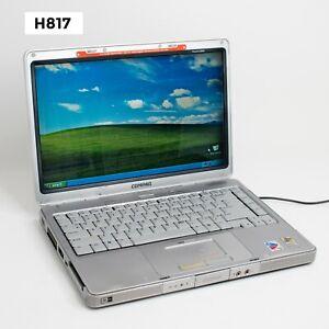 """HP COMPAQ PRESARIO V2000 14"""" LAPTOP PENTIUM M 1GB 60GB WIN XP PRO H817"""