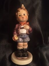 "Goebel Hummel 4"". Exclusive Edition Cheeky Fellow Club Piece #544"