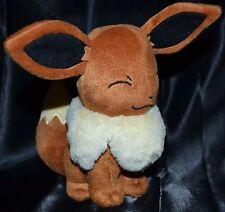 "11"" Eevee # 133 Pokemon Plush Dolls Toys Stuffed Animals Tomy Closed Eyes Ver."