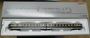 Märklin H0 37770 SVT 137 Deutsche Reichsbahn Digital mit Sound