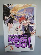 NEGIMA - Le Maître Magicien - N°3