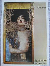 Gustav Klimt ~Osterreichische GalerieBelvedere, Wien~ Mini Poster