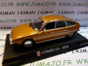 AP2 Voiture 1/43 IXO AUTO PLUS : CITROËN CX 1976