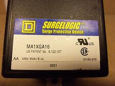 Square D Surgelogic Surge Protective Device MA1XGA16