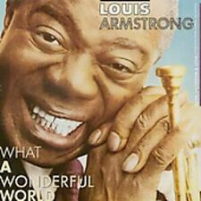 Louis Armstrong - What a Wonderful World [New CD] Portugal - Import