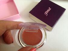 Pout Polish teñida de bálsamo para labios 4g LC16 Brillo Marrón desnuda Olla Lipgloss