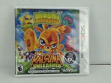 Moshi Monsters: Katsuma Unleashed (Nintendo DS, 2013)