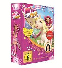 MIA AND ME - BOX 1-STAFFEL 1,FOLGE 1-13 3 DVD NEU