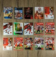 Cleveland Browns NFL 39 Card Lot Trading Cards, One Numbered
