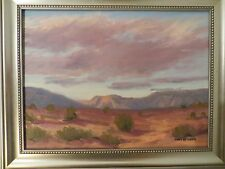 Southwestern High Desert, Arizona, Chet Bittner. Painted with Earl Daniels.