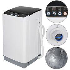 6 Programs Full-Automatic Washing Machine 8lb Washer Spinner W/ Drain Pump, Hose