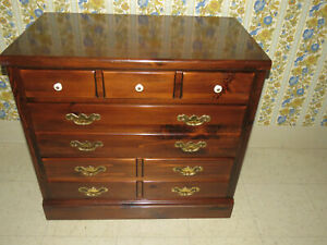 Ethan Allen Pine Dressers Chests Of