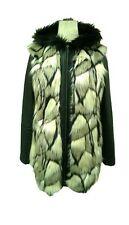 Outdoor Faux Fur Coats Plus Size for Women