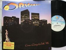 Soul Promo Lp The Driginals Come Away With Me On Fantasy (Promo)