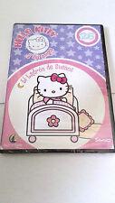 """DVD """"HELLO KITTY EL LADRON DE SUEÑOS"""" PRECINTADO"""